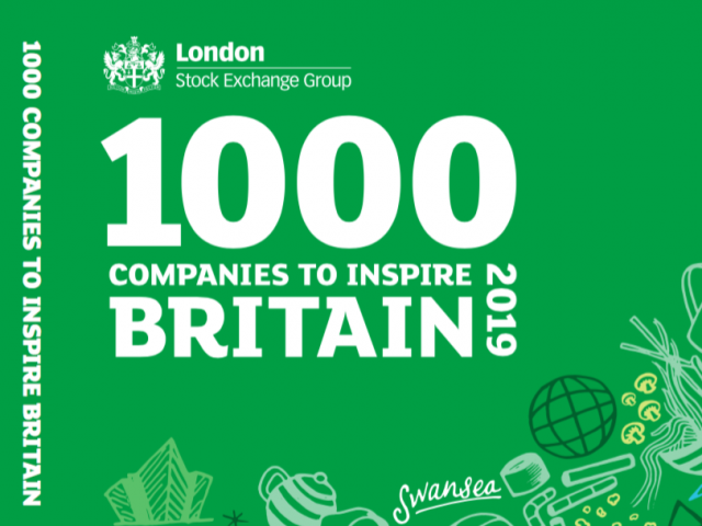 1000 Companies to Inspire 2019