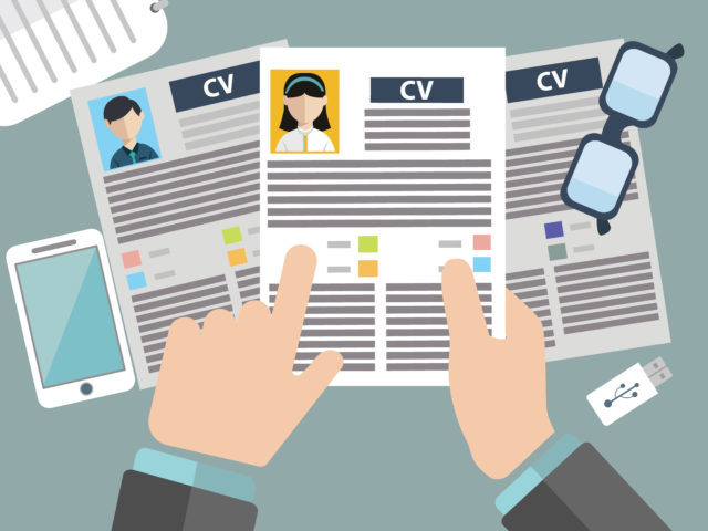 CV Tips: Are You Making The Most Of Your Role Description?