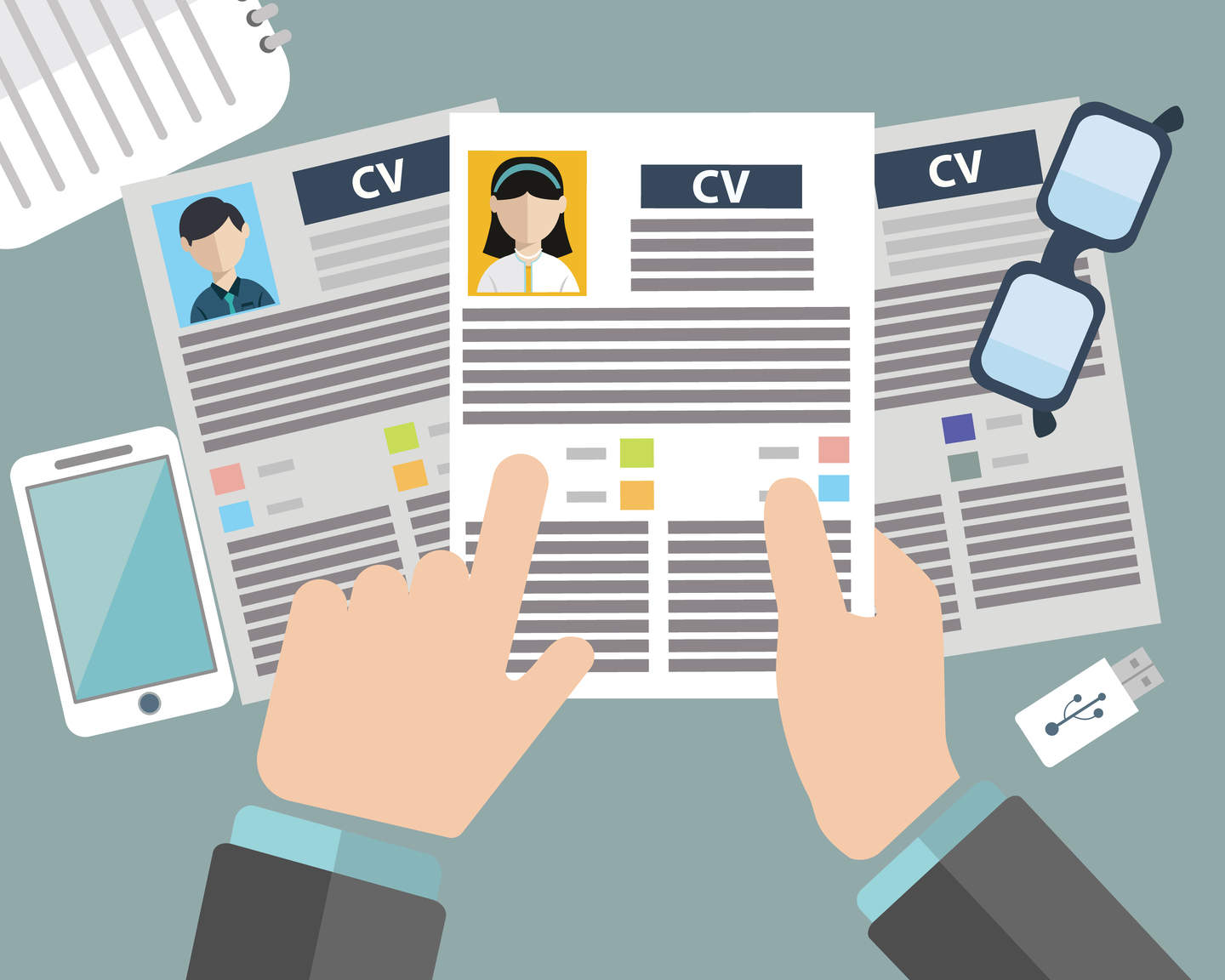 CV tips, technical candidates