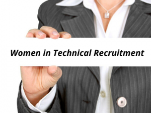 Women in recruitment – this girl can recruit!